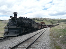 The other train in Osier