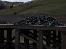Coal platform @ Osier