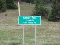 Cumbres Pass
