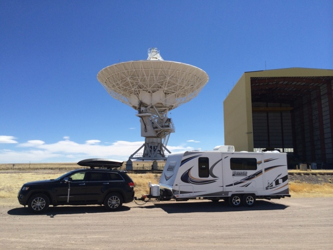 My rig at the VLA