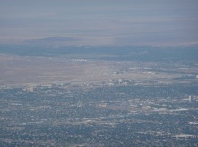 ABQ airport/ Kirtland Air Force Base