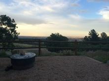 Campsite 39 view