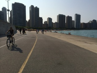 Cruising Lake Shore