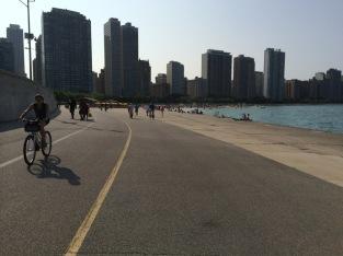 Cruising Lake Shore