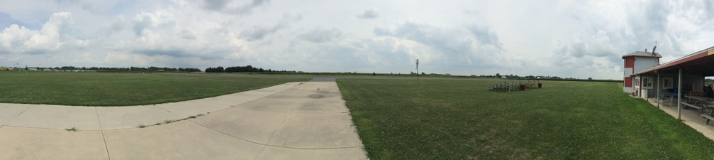 Winamac flying field