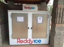 Ice readily available