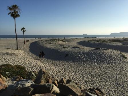 Return to Coronado Beach with Kathy