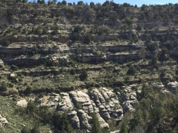 Cliff dwellings everywhere