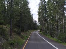 Jenny Lake scenic route