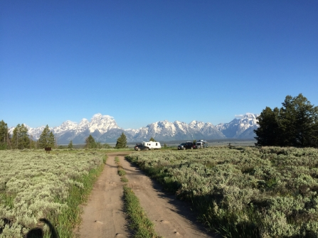 The best area of Upper Teton View