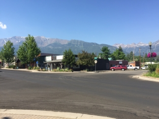 View of the Wallowas from Joseph
