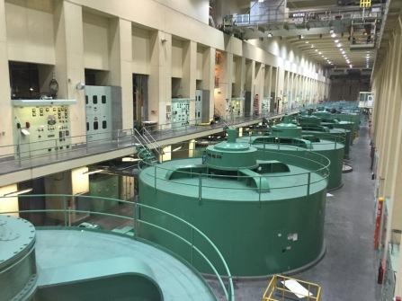 Pumping generators