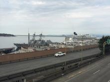 Canadian Navy ships