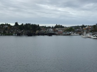 Friday Harbor ferry landing