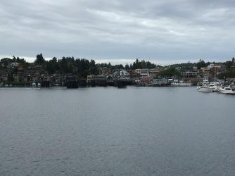 Friday Harbor ferry landing