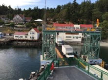 Loading at Orcas Island