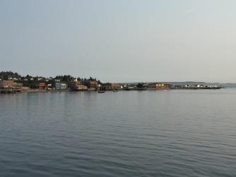 Port Hudson RV Park far right