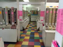 Someone say taffy?