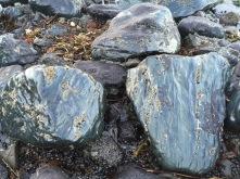 Shiny rocks