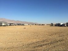 Huge open center area