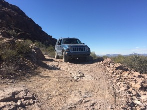 Eric and Jeanette's Jeep