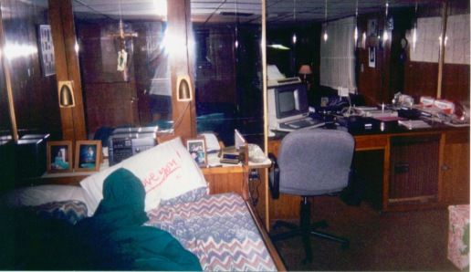 Captain Joe's room
