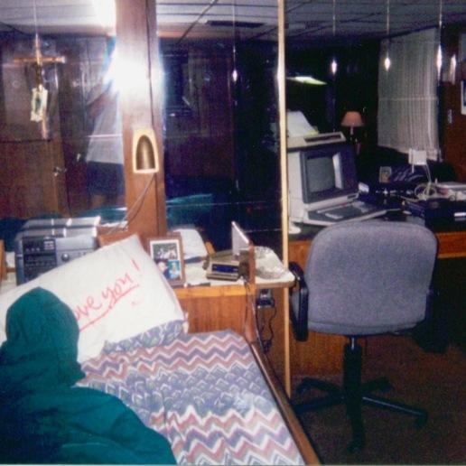 Captain Joe's room
