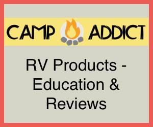 Camp Addict banner