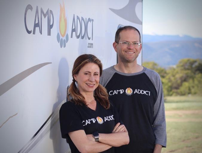 Camp Addict crew